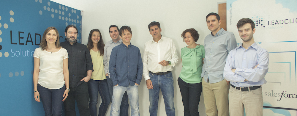 Soporte SendClic salesforce Marketing